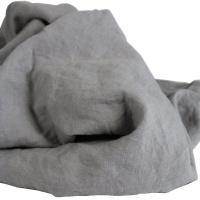 Sheet/Table Cloth Linen 160x270 - Light Grey