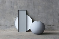 Tray 40x2 cm - White