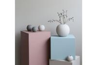 Ball Vase 10 cm - Grey