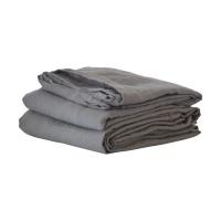 Sheet/Table Cloth Linen 160x270 - Dark Grey