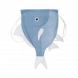 Backpack Silver Biddy - Blue