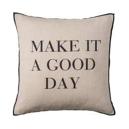 Day Kuddfodral Good Day 50x50 - Natur