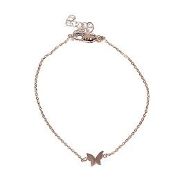 Gienah Bracelet Brushed - Silver