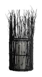 """Lanterna """"Fishtrap"""" - Bambu Svart"""