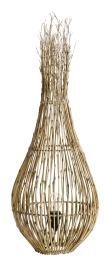 """Golvlampa """"Fishtrap"""" - Bambu Natur"""