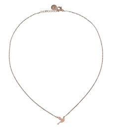 Dove Necklace Small - Rosé