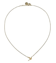 Dove Necklace Small - Gold