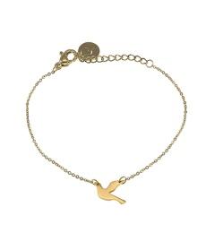 Dove Bracelet - Gold