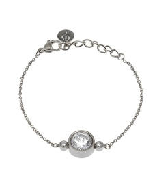 June Bracelet - Steel