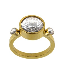 June Ring - Gold
