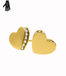 Together Studs - Gold