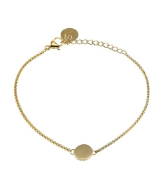 Ellinor Bracelet - Gold