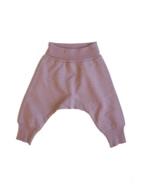Max Trousers - Solid Dark Old Pink