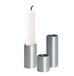 Ljusstumpar 3-Pack - Galv