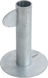 Ljussakte 11 cm - Galv