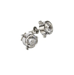 Earring Darling Zicron - Silver