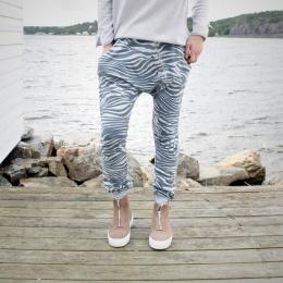 Annemi - Zebra Blå