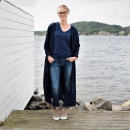 Ana Lång - Blå