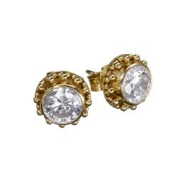 Earring Cloé - Gold