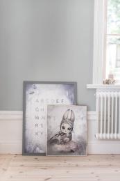 Print - Miss Hanna 40x50
