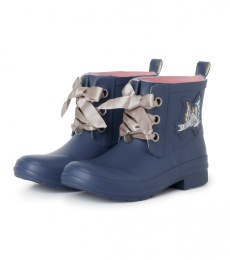Low tide rainboot - China blue