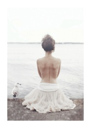 Print - Ballerina, 50x70 cm