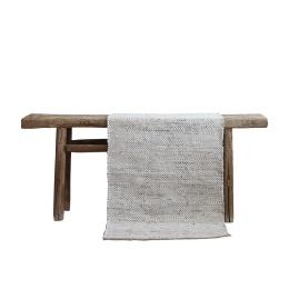 Sanda wool/jute rug - 80x150