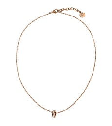 Isa Necklace Short - Rosé