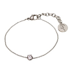 Crown Bracelet - Steel