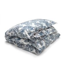 Inner Peace Duvet Cover - Demin Blue