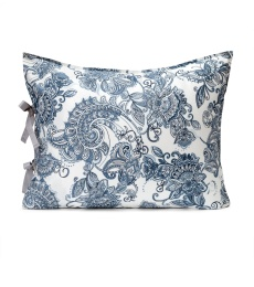 Inner Peace Pillow Case - Demin Blue