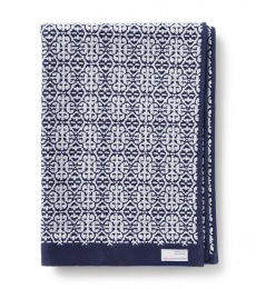 All Yours Bath Towel - Dark blue