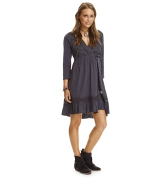 Summer night dress - Asphalt