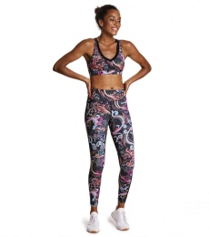 Sweat it leggings - Almost black