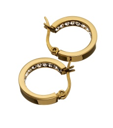 Monaco Earrings Mini - Gold