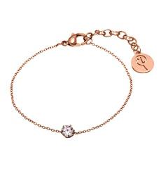 Crown Bracelet - Rosé