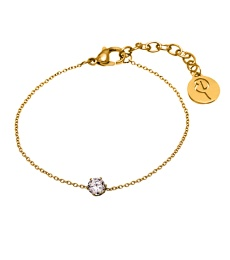 Crown Bracelet - Gold