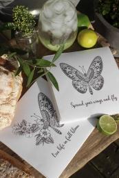 Butterfly Servetter