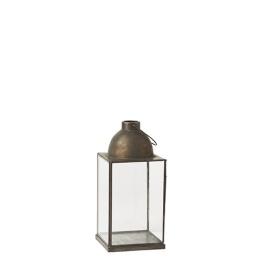 Lanterna Alma - 16x16xH35/44 cm