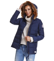 Winterland Jacket - Dark Blue