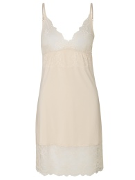 Strap Dress - Whisper Beige