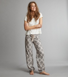 Sleepy Molly Pyjamas Set - Light Chalk