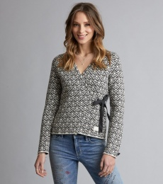 Longing Cardigan - Almost Black