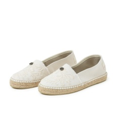 Oddspadrillos Embroidered - Shell