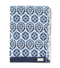 Wake Up Bath Towel 70x140 - Dark Blue