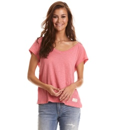 Well Being s/s Top - Blush