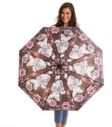 Raindrops Foldable Umbrella
