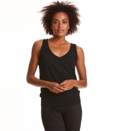 Sprinter Tank Top - Almost Black