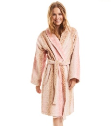 Scandilicious Bathrobe - Honey Peach