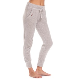 Slow Jam Pants - Light Grey Melange